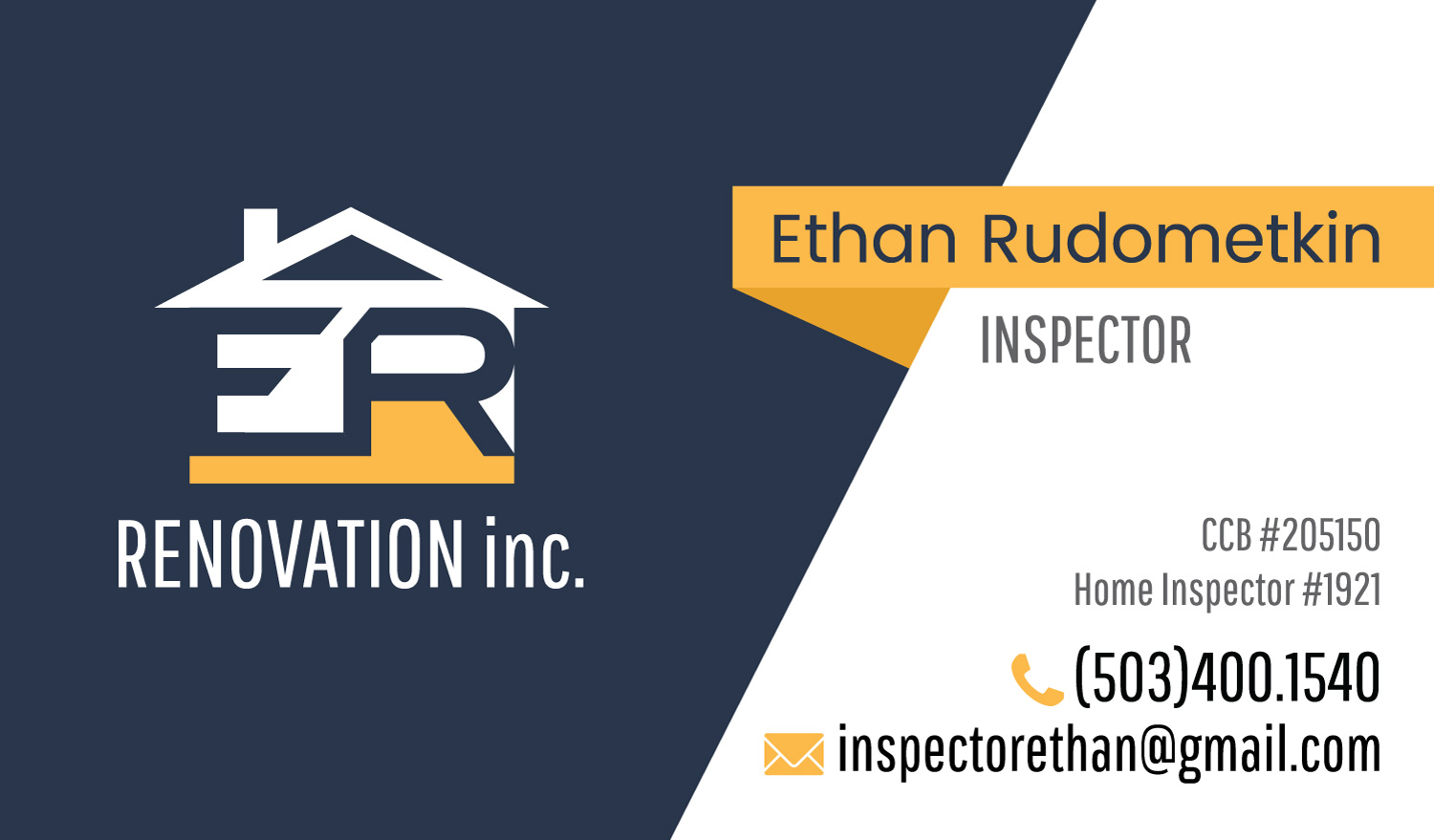 Home inspector business cards arts arts home inspection business cards ideal vistalist co colourmoves
